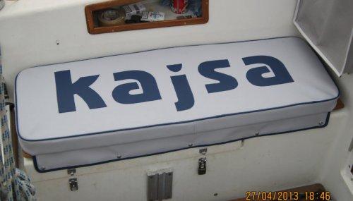 Морская яхта_1