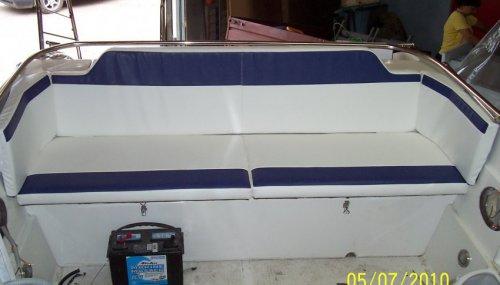 Сидения на катер Silver Eagle WA 650_1