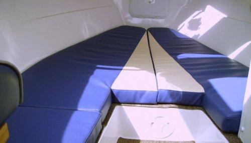 Сидения на катер Silver Eagle WA 650_2