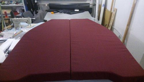 подушка-матрац в каюту