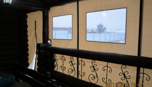 занавесы на веранду и на балкон_4