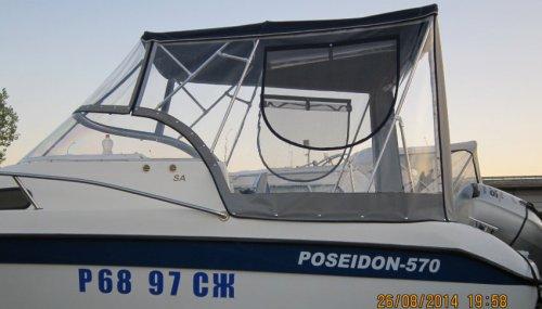 ходовой тент на POSEIDON-570_1