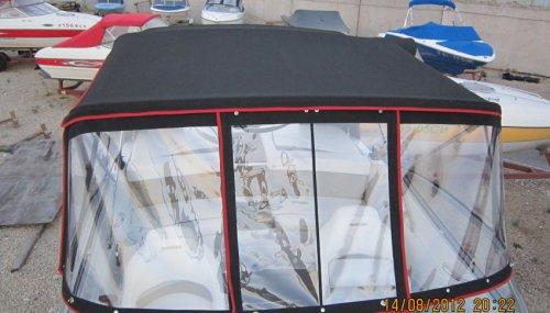 Ходовой тент на катер RINKER  MTX-210