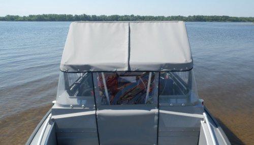 Ходовой тент на катер UMS-450