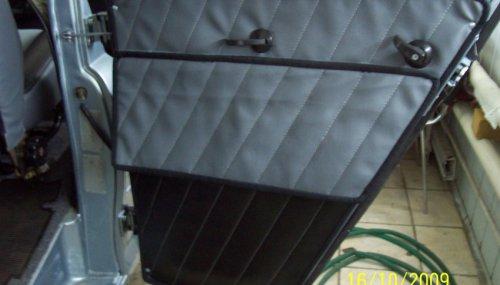 дверная панель на УАЗ_1